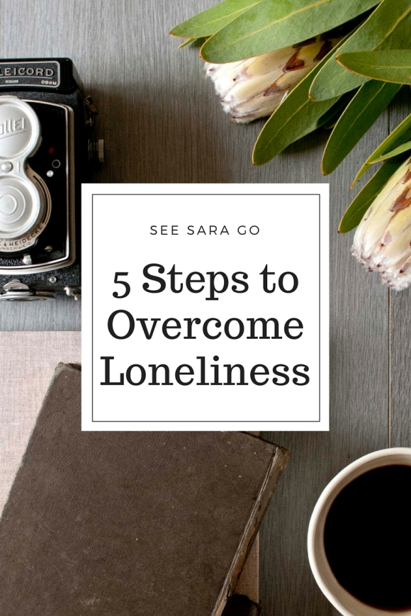 5 Steps to Overcome Loneliness